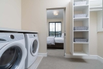 Built ins and laundry machines