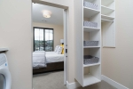 Built ins in laundry room